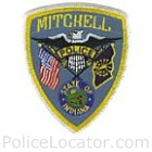 Mithchell Police Department Patch