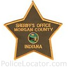 Morgan County Sheriff's Department Patch
