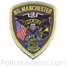 North Manchester Police Department Patch