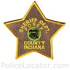 Posey County Sheriff's Department Patch