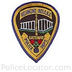 Richmond Police Department Patch