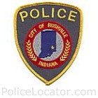 Rushville Police Department Patch