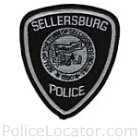 Sellersburg Police Department Patch