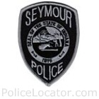 Seymour Police Department Patch