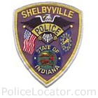 Shelbyville Police Department Patch