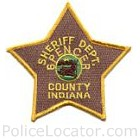 Spencer County Sheriff's Office Patch