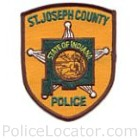 St. Joseph County Police Department Patch