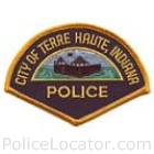 Terre Haute Police Department Patch