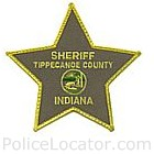 Tippecanoe County Sheriff's Department Patch