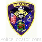 Winamac Marshal's Office Patch