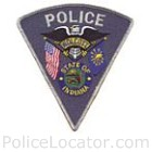 Wolcott Police Department Patch