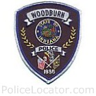 Woodburn Police Department Patch