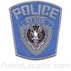 Albia Police Department Patch