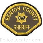Benton County Sheriff's Office Patch