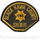 Black Hawk County Sheriff's Office Patch