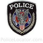 Chariton Police Department Patch