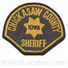 Chickasaw County Sheriff's Office Patch