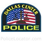 Dallas Center Police Department Patch