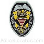 Denison Police Department Patch