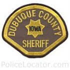 Dubuque County Sheriff's Office Patch