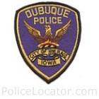 Dubuque Police Department Patch