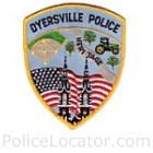 Dyersville Police Department Patch
