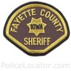 Fayette County Sheriff's Office Patch