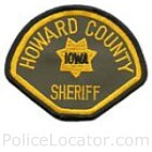 Howard County Sheriff's Office Patch
