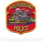 Independence Police Department Patch
