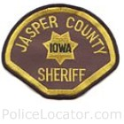 Jasper County Sheriff's Office Patch