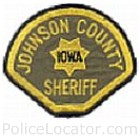 Johnson County Sheriff's Office Patch