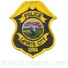 Lake Park Police Department Patch