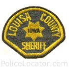 Louisa County Sheriff's Office Patch