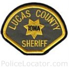 Lucas County Sheriff's Office Patch
