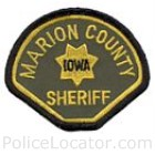 Marion County Sheriff's Office Patch