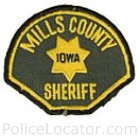 Mills County Sheriff's Office Patch