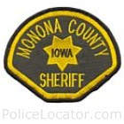 Monona County Sheriff's Office Patch