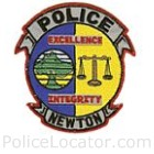 Newton Police Department Patch
