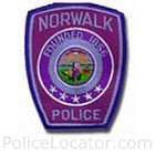 Norwalk Police Department Patch