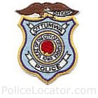 Ottumwa Police Department Patch