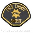 Polk County Sheriff's Office Patch
