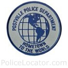 Postville Police Department Patch