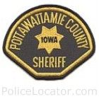 Pottawattamie County Sheriff's Office Patch