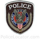 Swea City Police Department Patch