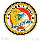 Urbandale Police Department Patch