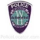 Windsor Heights Police Department Patch