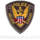 Abilene Police Department Patch