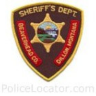 Beaverhead County Sheriff's Office Patch