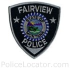 Fairview Police Department Patch