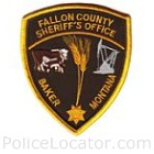 Fallon County Sheriff's Office Patch